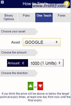 Option web trading avis