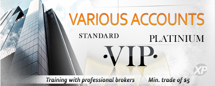 xpmarkets vip accounts
