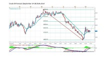 FORECAST BY MARIUS GHISEA – Crude Oil (September 14-18)