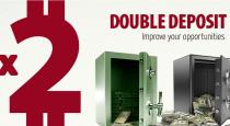 FreshForex Double deposit Bonus 101%