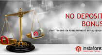 InstaForex NoDeposit Bonus up to $100