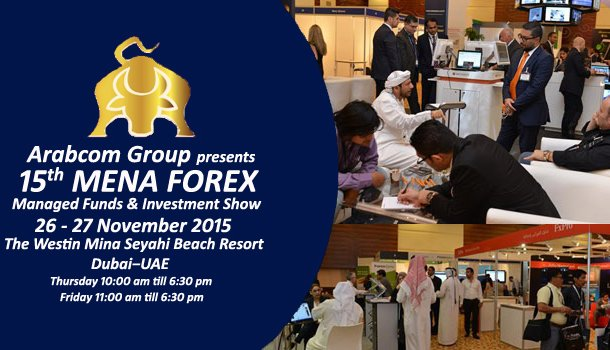 Dubai forex expo april 2015