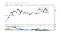 FORECAST BY MARIUS GHISEA- NZD/JPY (December 21- 25)
