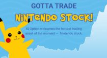 Nintendo stocks are available on IQ Option platform!
