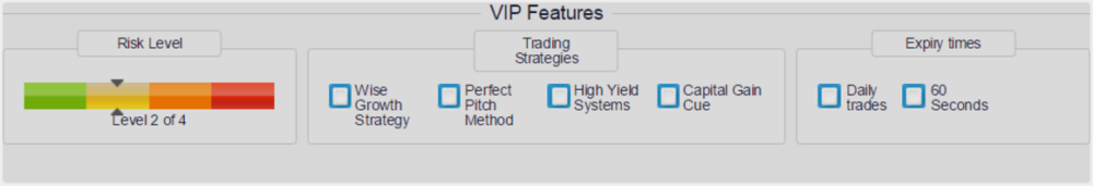 Binary Options Robot vip