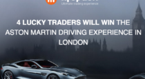 IQ Option launched a ASTON MARTIN contest for traders (ended)