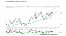Forecast by Marius Ghisea – NZD/USD (August 22-26)