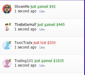 option500 social trading