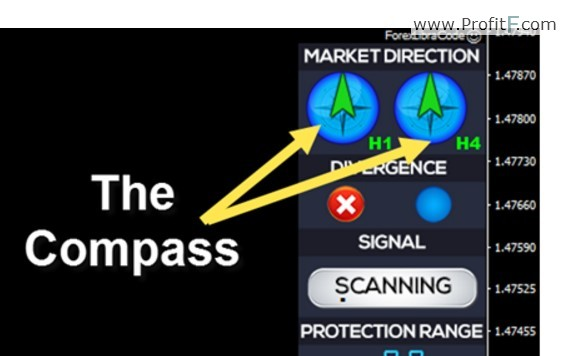 The Compass Indicator FLC