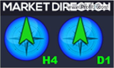 Market direction indicator FLC 2