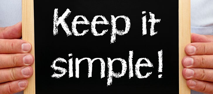 simplify your trading