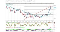 Forecast by Marius Ghisea – USD/JPY (November 28-December 2)