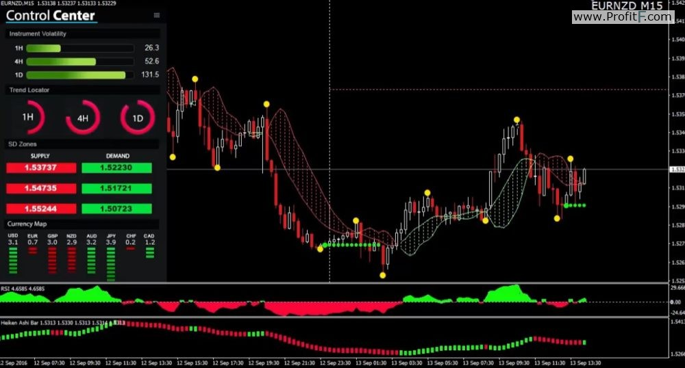 Review of Scientific Trading Machine trading course (Screenshots) STM system