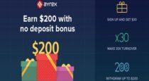 $30 No Deposit Bonus – Ayrex