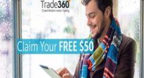 $50 No Deposit Bonus – Trade360