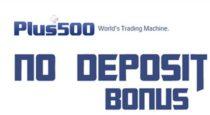 25 EUR No Deposit Bonus – Plus500