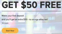 $50 Free Bonus – TradePlus