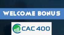 First Deposit Bonus – CAC400