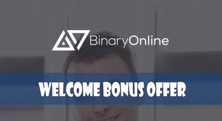 First Deposit Bonus – BinaryOnline