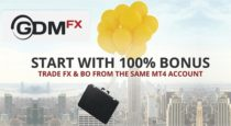 100% Forex and Binary Bonus – GDMFX