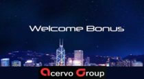 100% Welcome Deposit – Acervo Group