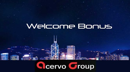 100% Welcome Deposit - Acervo Group