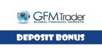 First Deposit Bonus – GFM Trader