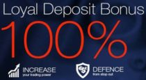 100% Deposit Bonus – PaxForex