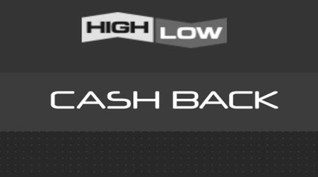 $50 Cashback Signup Bonus – HighLow