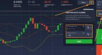 New features on IQ Option platform