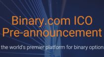 BINARY.COM offers securities-backed tokens in ICO
