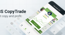 "FBS released a social trading app ""CopyTrade"""