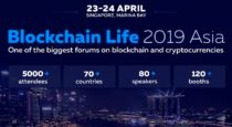 Blockchain Life 2019 (23-24 April)